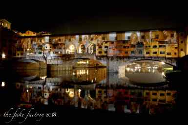 the fake factory videomapping ponte vecchio firenze 2018_00730