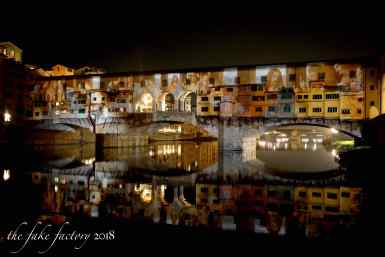 the fake factory videomapping ponte vecchio firenze 2018_00733