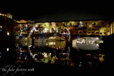 the fake factory videomapping ponte vecchio firenze 2018_00740