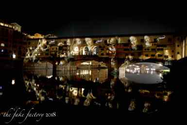 the fake factory videomapping ponte vecchio firenze 2018_00741