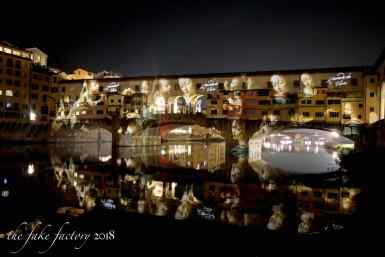 the fake factory videomapping ponte vecchio firenze 2018_00743