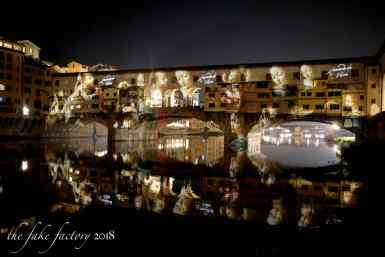 the fake factory videomapping ponte vecchio firenze 2018_00748