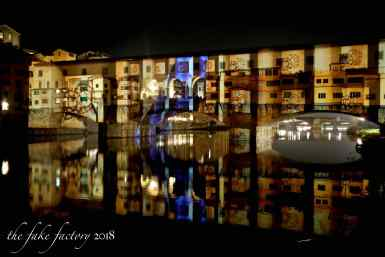 the fake factory videomapping ponte vecchio firenze 2018_00760