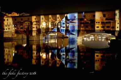 the fake factory videomapping ponte vecchio firenze 2018_00762