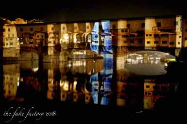 the fake factory videomapping ponte vecchio firenze 2018_00763