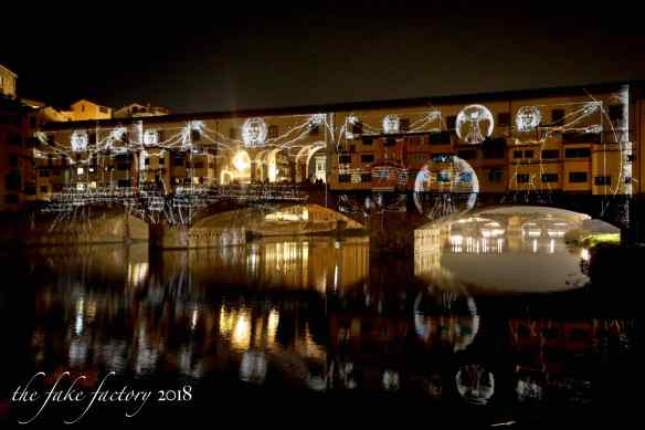 the fake factory videomapping ponte vecchio firenze 2018_00778