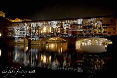 the fake factory videomapping ponte vecchio firenze 2018_00786