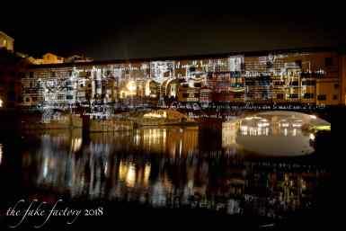 the fake factory videomapping ponte vecchio firenze 2018_00789