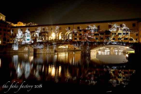 the fake factory videomapping ponte vecchio firenze 2018_00796