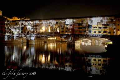 the fake factory videomapping ponte vecchio firenze 2018_00802