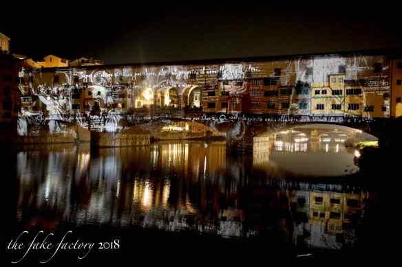 the fake factory videomapping ponte vecchio firenze 2018_00803