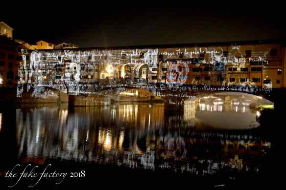 the fake factory videomapping ponte vecchio firenze 2018_00809