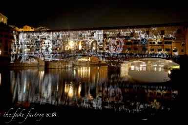 the fake factory videomapping ponte vecchio firenze 2018_00811