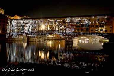 the fake factory videomapping ponte vecchio firenze 2018_00813