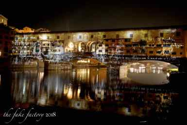 the fake factory videomapping ponte vecchio firenze 2018_00817