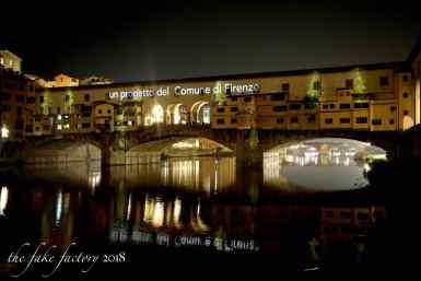 the fake factory videomapping ponte vecchio firenze 2018_00824