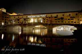 the fake factory videomapping ponte vecchio firenze 2018_00827