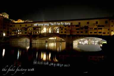 the fake factory videomapping ponte vecchio firenze 2018_00829