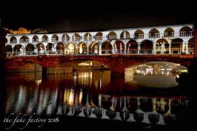 the fake factory videomapping ponte vecchio firenze 2018_00838