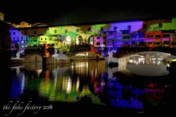 the fake factory videomapping ponte vecchio firenze 2018_00844