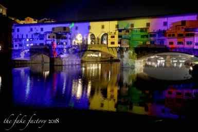 the fake factory videomapping ponte vecchio firenze 2018_00851
