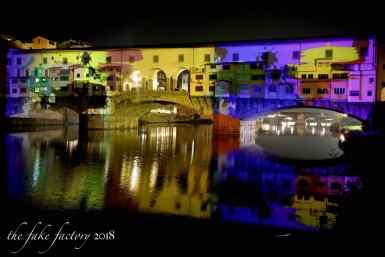 the fake factory videomapping ponte vecchio firenze 2018_00859