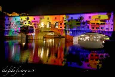the fake factory videomapping ponte vecchio firenze 2018_00860
