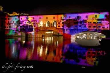 the fake factory videomapping ponte vecchio firenze 2018_00861