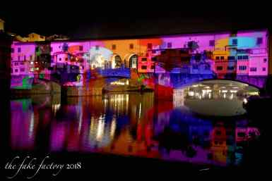 the fake factory videomapping ponte vecchio firenze 2018_00864