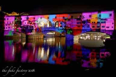 the fake factory videomapping ponte vecchio firenze 2018_00867