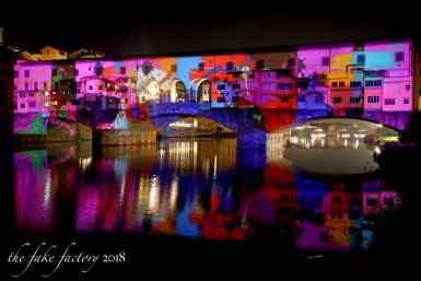 the fake factory videomapping ponte vecchio firenze 2018_00869