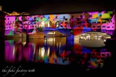 the fake factory videomapping ponte vecchio firenze 2018_00872
