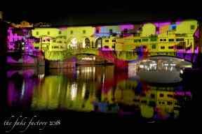 the fake factory videomapping ponte vecchio firenze 2018_00877