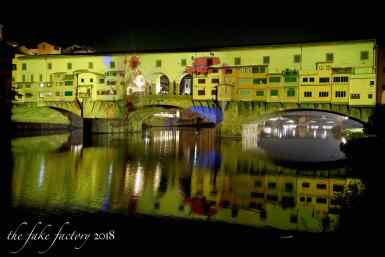 the fake factory videomapping ponte vecchio firenze 2018_00883