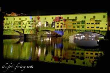 the fake factory videomapping ponte vecchio firenze 2018_00884