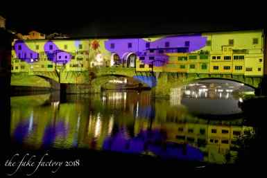 the fake factory videomapping ponte vecchio firenze 2018_00885