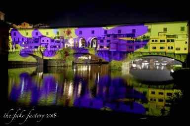 the fake factory videomapping ponte vecchio firenze 2018_00886