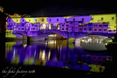 the fake factory videomapping ponte vecchio firenze 2018_00890