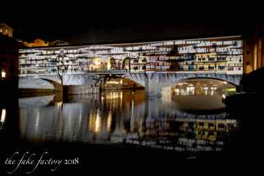 the fake factory videomapping ponte vecchio firenze 2018_00918