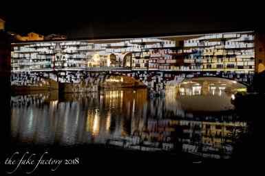 the fake factory videomapping ponte vecchio firenze 2018_00925