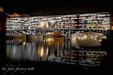 the fake factory videomapping ponte vecchio firenze 2018_00927