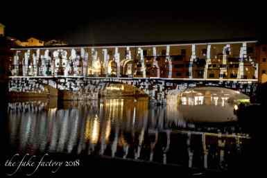 the fake factory videomapping ponte vecchio firenze 2018_00942