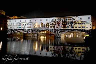 the fake factory videomapping ponte vecchio firenze 2018_00955