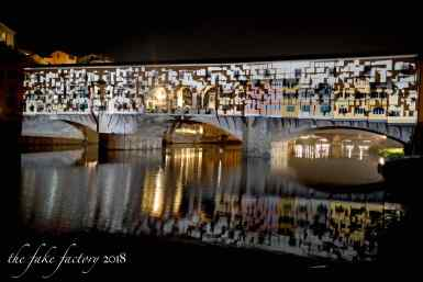 the fake factory videomapping ponte vecchio firenze 2018_00964