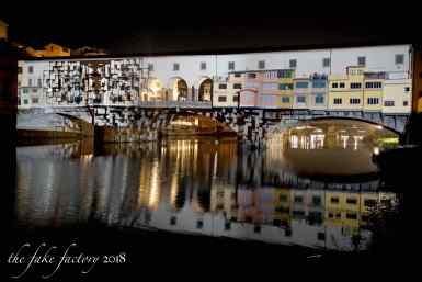 the fake factory videomapping ponte vecchio firenze 2018_00969