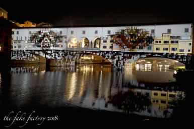 the fake factory videomapping ponte vecchio firenze 2018_00990