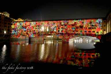 the fake factory videomapping ponte vecchio firenze 2018_00995