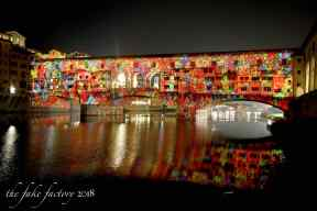the fake factory videomapping ponte vecchio firenze 2018_00996