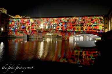 the fake factory videomapping ponte vecchio firenze 2018_00998