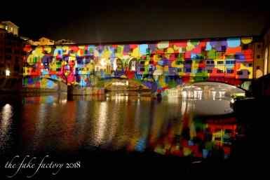 the fake factory videomapping ponte vecchio firenze 2018_01006